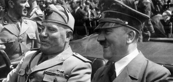 Hitlers Staatsbesuch in Rom 1938